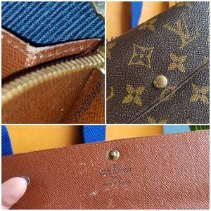 Louis Vuitton Other - Louis Vuitton Sarah wallet Genuine